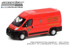 Ram  - ProMaster 2500 Cargo High Roof 2018  - 1:64 - GreenLight - 53030D - gl53030D | The Diecast Company