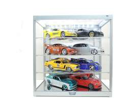 Accessoires diorama - 2021 silver - 1:18 - Triple9 Collection - 247840Ms - T9-247840Ms | The Diecast Company