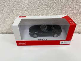 BMW  - Z4 2018 black - 1:43 - Rastar - 41400 - rastar41400bk | The Diecast Company