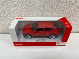 BMW  - X6 red - 1:43 - Rastar - 33700 - rastar33700r | The Diecast Company