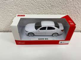 BMW  - 5 series white - 1:43 - Rastar - 37500 - rastar37500w | The Diecast Company