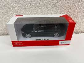 BMW  - 7 series 2018 black - 1:43 - Rastar - 37600 - rastar37600bk | The Diecast Company