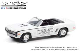 Chevrolet  - Camaro 1969 white - 1:64 - GreenLight - 30274 - gl30274 | The Diecast Company