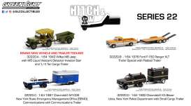 Assortment/ Mix  - various - 1:64 - GreenLight - 32220 - gl32220 | The Diecast Company