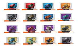 Assortment/ Mix  - ID 2020 various - 1:64 - Hotwheels - FXB02 - hwmvFXB02-999J | The Diecast Company