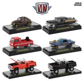Assortment/ Mix  - various - 1:64 - M2 Machines - 32500-62 - M2-32500-62 | The Diecast Company