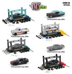 Assortment/ Mix  - various - 1:64 - M2 Machines - 37000-34 - M2-37000-34 | The Diecast Company