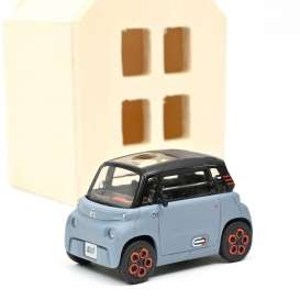 Citroen  - Ami 2020 orange/blue - 1:43 - Norev - 151520 - nor151520 | The Diecast Company