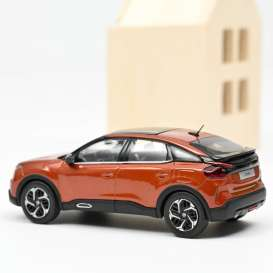 Citroen  - C4 2020 orange - 1:43 - Norev - 155445 - nor155445 | The Diecast Company