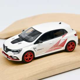 Renault  - Megane RS 2019 white - 1:43 - Norev - 517739 - nor517739 | The Diecast Company