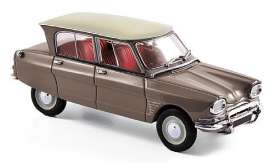 Citroen  - Ami 6 1967 grey - 1:43 - Norev - 153522 - nor153522 | The Diecast Company