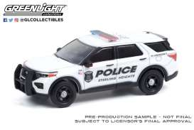 Ford  - 2020 white - 1:64 - GreenLight - 42960E - gl42960E | The Diecast Company