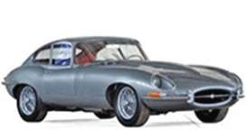 Jaguar  - E-Type Coupe 1964 grey - 1:12 - Norev - 122711 - nor122711 | The Diecast Company