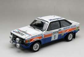 Ford  - Escort RS1800 #1 1979 white/red/blue - 1:18 - SunStar - 4850 - sun4850 | The Diecast Company