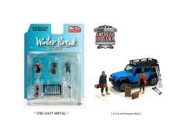 Figures  - Winter Break  - 1:64 - American Diorama - 76462 - AD76462 | The Diecast Company