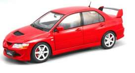 Mitsubishi  - Lancer 2005 red - 1:18 - Kyosho - A3202011 - kyoA3202011 | The Diecast Company