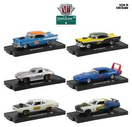 Assortment/ Mix  - various - 1:64 - M2 Machines - 11228-70 - M2-11228-70 | The Diecast Company