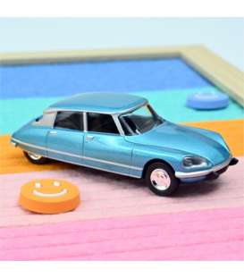 Citroen  - DS 21 Pallas 1967 blue - 1:43 - Norev - 157083 - nor157083 | The Diecast Company