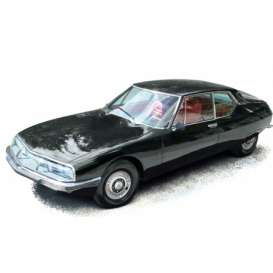 Citroen  - SM 1971 black - 1:43 - Norev - 158520 - nor158520 | The Diecast Company