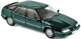 Citroen  - XM 1995 green - 1:43 - Norev - 159127 - nor159127 | The Diecast Company