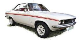 Opel  - Manta 1975 white - 1:18 - Norev - 183637 - nor183637 | The Diecast Company
