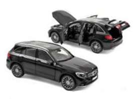 Mercedes Benz  - GLC 2015 black - 1:18 - Norev - 183791 - nor183791 | The Diecast Company