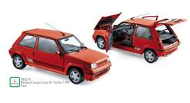Renault  - 1989 red - 1:18 - Norev - 185216 - nor185216 | The Diecast Company