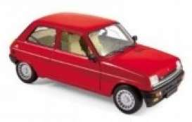 Renault  - 1982 red - 1:18 - Norev - 185243 - nor185243 | The Diecast Company