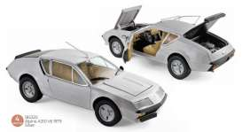 Alpine Renault - A310 V6 1979 silver - 1:18 - Norev - 185320 - nor185320 | The Diecast Company