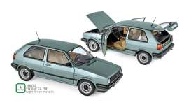 Volkswagen  - Multivan 1987 light green - 1:18 - Norev - nor188553 - nor188553 | The Diecast Company