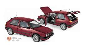 Volkswagen  - Multivan 1990 red - 1:18 - Norev - nor188555 - nor188555 | The Diecast Company