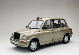 London TX Taxi Cab  - 1998 silver-gold - 1:18 - SunStar - 1128 - sun1128 | The Diecast Company
