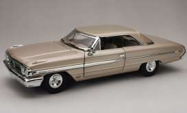 Ford  - Galaxie 500XL Hardtop 1964 chantilly beig - 1:18 - SunStar - 1436 - sun1436 | The Diecast Company