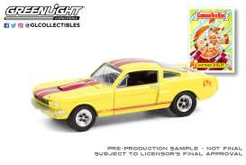 Shelby  - GT350 1966 yellow - 1:64 - GreenLight - 54050D - gl54050D | The Diecast Company