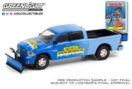 Ram  - 1500 2015 blue - 1:64 - GreenLight - 54050E - gl54050E | The Diecast Company