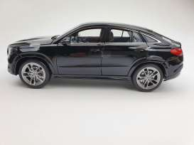 Mercedes Benz  - GLE Coupe 2020 black - 1:18 - iScale - 1180000050 - iscale1180050 | The Diecast Company