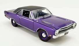 Dodge  - Dart GTS 440 1969 purple - 1:18 - Acme Diecast - 1806406VT - acme1806406VT | The Diecast Company