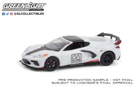 Chevrolet  - Corvette C8 2020  - 1:64 - GreenLight - 30254 - gl30254 | The Diecast Company