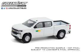 Chevrolet  - Silverado 2020  - 1:64 - GreenLight - 30255 - gl30255 | The Diecast Company