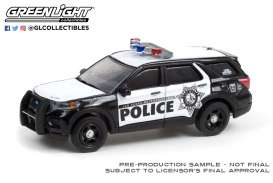 Ford  - Interceptor 2020  - 1:64 - GreenLight - 30256 - gl30256 | The Diecast Company