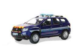 Dacia  - Duster 2018 blue - 1:18 - Solido - 1804603 - soli1804603 | The Diecast Company