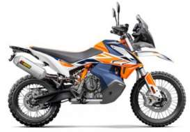 KTM  - 790 orange/blue - 1:18 - Bburago - 51084 - bura51084 | The Diecast Company