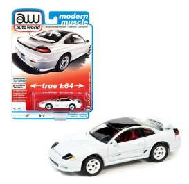 Dodge  - Stealth 1992 white - 1:64 - Auto World - SP063A - AWSP063A | The Diecast Company