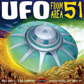 Area  - 51 UFO  - 1:48 - Polar Lights - 0982 - plls0982 | The Diecast Company