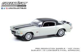 Chevrolet  - Camaro 1970 white - 1:64 - GreenLight - 39070C - gl39070C | The Diecast Company