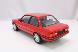 BMW  - 325i 1988 red - 1:18 - Norev - 18320x - nor18320x | The Diecast Company