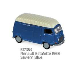 Renault  - Estafette 1968 blue - 1:87 - Norev - 517354 - nor517354 | The Diecast Company