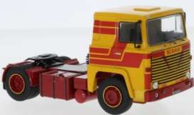 Scania  - LBT 141 yellow - 1:43 - IXO Models - TR075 - ixTR075 | The Diecast Company
