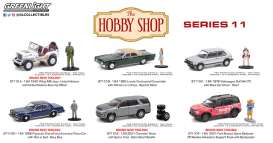 Assortment/ Mix  - various - 1:64 - GreenLight - 97110 - gl97110 | The Diecast Company
