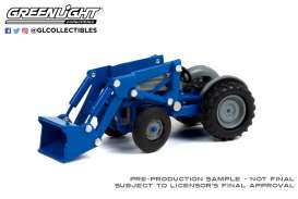 Tractor Ford - 1952 blue/grey - 1:64 - GreenLight - 48050A - gl48050A | The Diecast Company